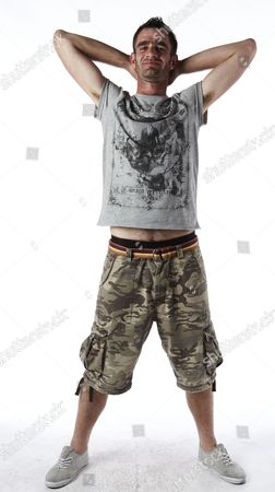 Stock Picture of Nathan Dunn