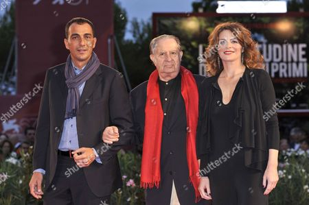 Guest with Tinto Brass, Caterina Varzi