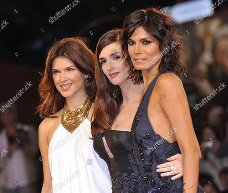 Monica Barladeanu, Paz Vega, Valeria Solarino