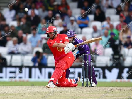 Jonny Bairstow of Welsh Fire batting