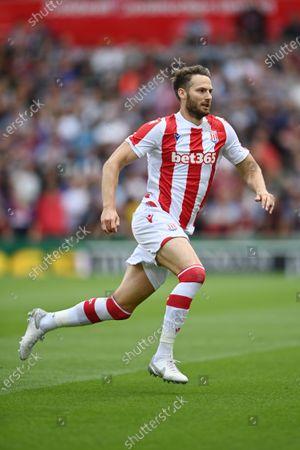 Nick Powell of Stoke City.