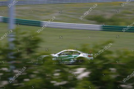 EUROSPEEDWAY LAUSITZ, GERMANY - JULY 23: Marco Wittmann, Walkenhorst Motorsport BMW M6 GT3 at EuroSpeedway Lausitz on Friday July 23, 2021 in Brandenburg, Germany. (Photo by Alexander Trienitz / LAT Images)