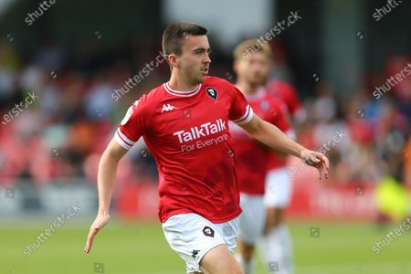 Editorial picture of Salford City v Derby County, Pre-season Friendly, Football, Peninsula Stadium, Salford, UK - 24 July 2021