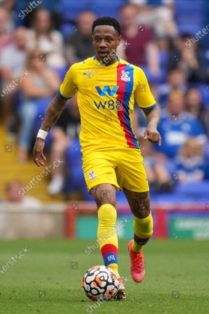 Stock Picture of Nathaniel Clyne of Crystal Palace (17)