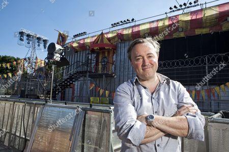 The Geordie voice of 'Big Brother' Marcus Bentley