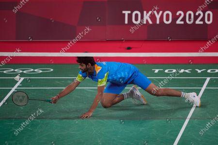 Editorial photo of Olympics Badminton, Tokyo, Japan - 24 Jul 2021