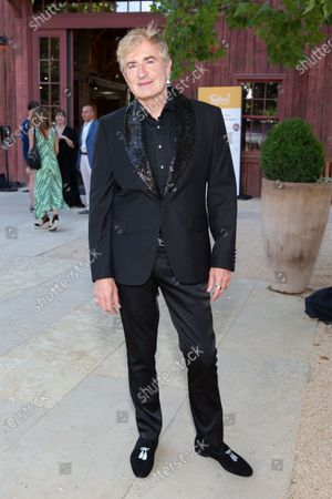 Jean-Yves Thibaudet attends Arts for All Gala - Festival Napa Valley 2021 on July 18th 2021 at Nickel & Nickel in Oakville