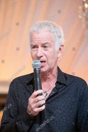 John McEnroe attends Arts for All Gala - Festival Napa Valley 2021 on July 18th 2021 at Nickel & Nickel in Oakville