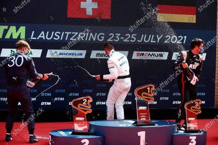 Editorial picture of DTM 2021: Lausitzring, EuroSpeedway Lausitz, Schipkau, Germany - 24 Jul 2021