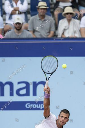 Editorial photo of Swiss Open tennis tournament in Gstaad, Switzerland - 24 Jul 2021