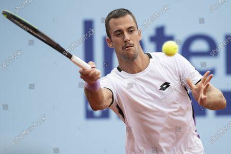 Editorial picture of Swiss Open tennis tournament in Gstaad, Switzerland - 24 Jul 2021