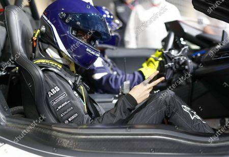 Editorial photo of 2021 FE Round 12 - London E-Prix, Silverstone Circuit, Silverstone, Great Britain - 24 Jul 2021