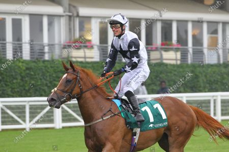 Editorial photo of Horse Racing - 24 Jul 2021
