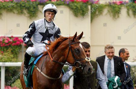 Editorial image of Horse Racing - 24 Jul 2021