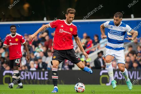 Editorial picture of Queens Park Rangers v Manchester United, Pre-Season Friendly - 24 Jul 2021