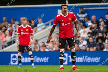 Manchester United midfielder Jesse Lingard (14) during the Pre-Season Friendly match between Queens Park Rangers and Manchester United at the Kiyan Prince Foundation Stadium, London