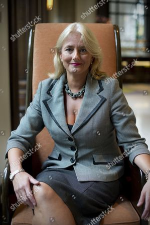 Editorial picture of Zenna Atkins, the outgoing head of OFSTED, Aldwych, London, Britain - 26 Aug 2010