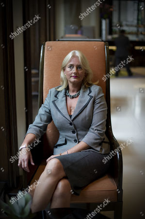 Editorial image of Zenna Atkins, the outgoing head of OFSTED, Aldwych, London, Britain - 26 Aug 2010