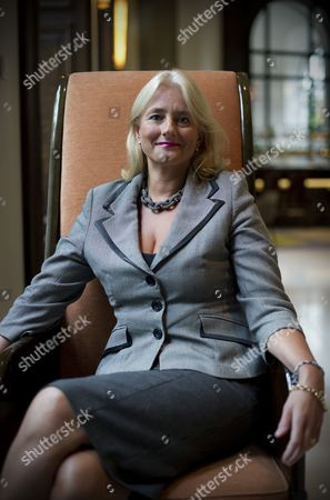 Editorial photo of Zenna Atkins, the outgoing head of OFSTED, Aldwych, London, Britain - 26 Aug 2010