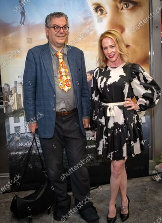 Editorial image of 'Here After' special film screening, New York, USA - 23 Jul 2021
