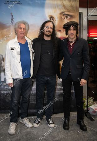 Editorial picture of 'Here After' special film screening, New York, USA - 23 Jul 2021