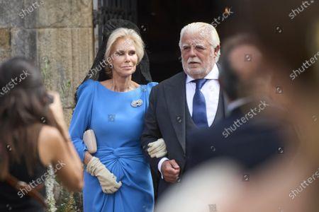 Stock Image of Princess Cristina de Hohenhole