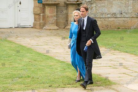 Marco Juncadella, Princess Cristina Hohenlohe