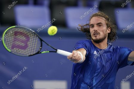 Editorial picture of Olympics Tennis, Tokyo, Japan - 25 Jul 2021