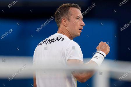 Editorial photo of Olympics Tennis, Tokyo, Japan - 25 Jul 2021