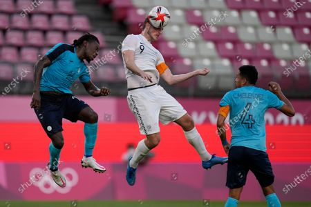Editorial picture of Tokyo Olympics Soccer, Kashima, Japan - 25 Jul 2021