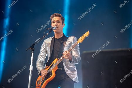 Stock Photo of Royal Blood - Mike Kerr
