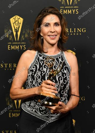 Editorial image of 73rd Area Emmy Awards, Los Angeles, United States - 24 Jul 2021