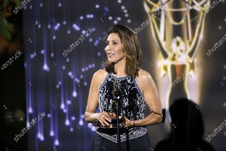 Editorial picture of 73rd Area Emmy Awards - Show, Los Angeles, United States - 24 Jul 2021