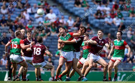 Editorial photo of Connacht GAA Football Senior Championship Final, Croke Park, Dublin - 25 Jul 2021