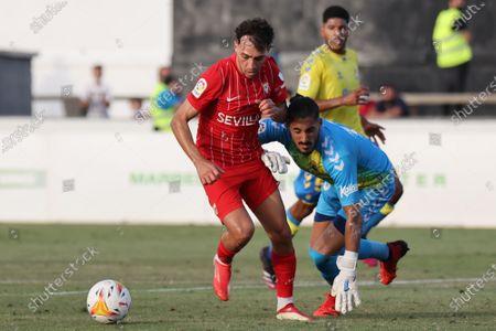 Editorial photo of Sevilla FC v UD Las Palmas - Pre-Season Friendly, La Linea, Spain - 22 Jul 2021