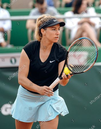Editorial photo of Poland Open tennis tournament, Gdynia - 25 Jul 2021