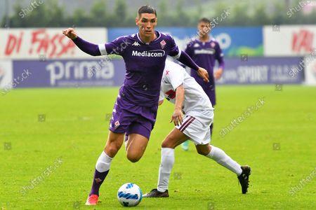 Editorial picture of ACF Fiorentina Pre-Season Training Camp, Football, Moena, Italy - 25 Jul 2021