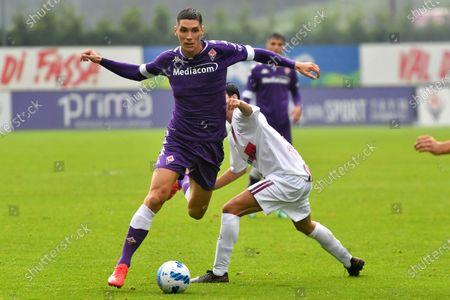 Editorial image of ACF Fiorentina Pre-Season Training Camp, Football, Moena, Italy - 25 Jul 2021