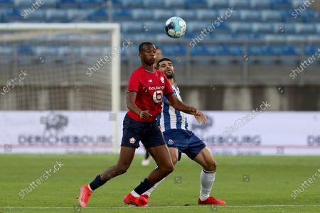 Editorial image of FC Porto v Lille OSC - Pre-Season Friendly, Algarve, Portugal - 25 Jul 2021