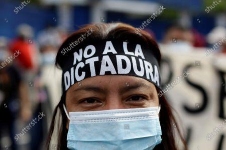 Editorial image of Corruption charges filed against officials of former Salvadoran president Sanchez Ceren, San Salvador, El Salvador - 25 Jul 2021