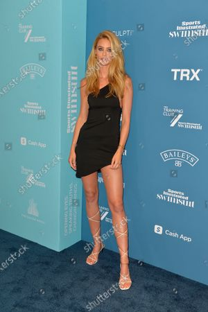 Editorial image of Sports Illustrated Swimsuit 2021 Issue Concert - Arrivals, Seminole Hard Rock Hotel, Fort Lauderdale, Florida, USA - 24 Jul 2021