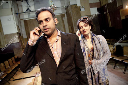 'OIKOS' - Neil D'Souza (Salil) and Dido Miles (Assana)