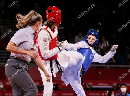 Editorial image of Olympic Games Tokyo, Japan - 25 Jul 2021