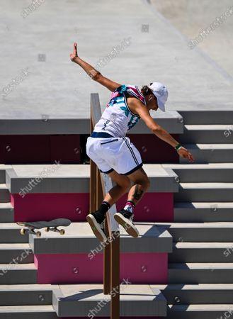 Editorial photo of Olympic Games Tokyo, Japan - 25 Jul 2021