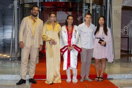 Editorial image of Fight Aids Monaco Gala At The Sporting, Monte Carlo - 24 Jul 2021
