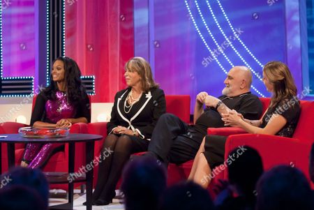 Editorial image of 'The Michael Ball Show' TV Programme, London, Britain - 08 Sep 2010
