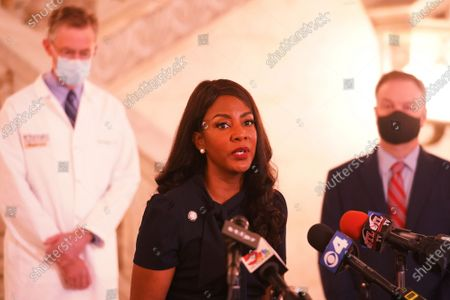 Editorial image of St. Louis And St. Louis County Impose Mask Mandate, Missouri, United States - 26 Jul 2021