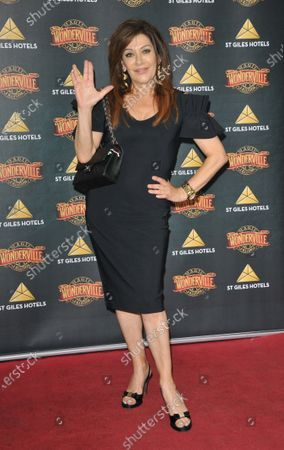 Stock Picture of Marina Sirtis