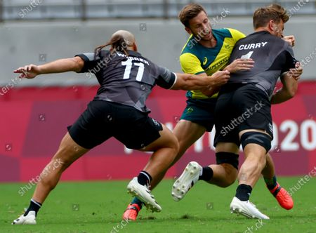 Editorial photo of 2020 Tokyo Olympic Games Tuesday - Men's Rugby Sevens, Tokyo Stadium, Tokyo Japan - 27 Jul 2021