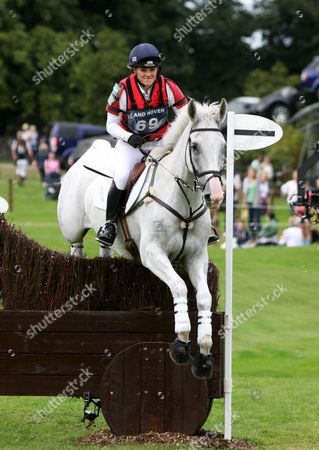 Editorial photo of Burghley Horse Trials, Lincolnshire, Britain - 04 Sep 2010